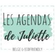 Les agendas de Juliette